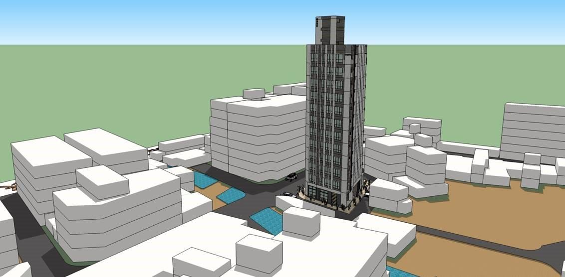板橋民生段危老重建計畫案核准通知